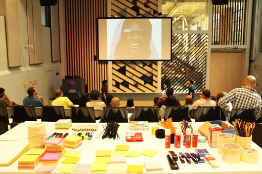 Design Thinking Google Campus Madrid