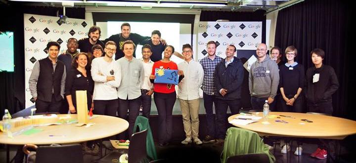 design thinking gal google campus london