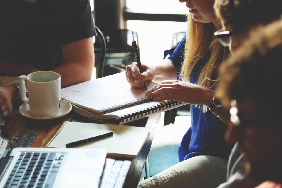 trabajar equipo lean startup