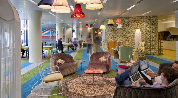 Oficina Google Londres