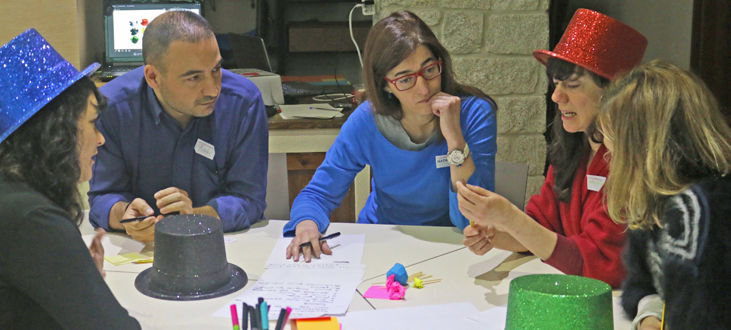 Clase design thinking