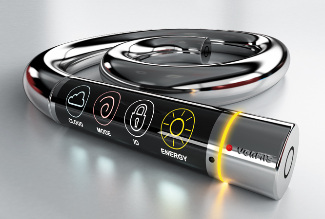 Vermis ordenador Fujitsu