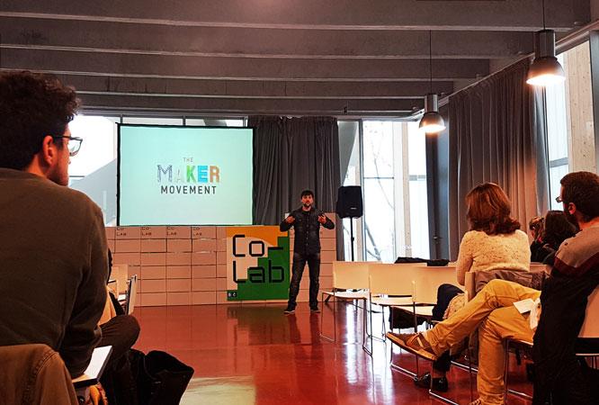 Design Thinking para la innovación social en Colab Coruña