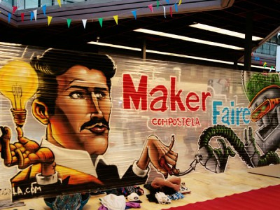 Maker Faire Galicia design thinking social