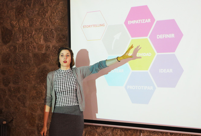 Curso Avanzado Design Thinking