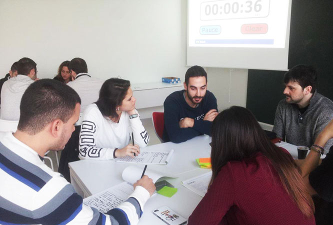 Design Thinking taller UDC