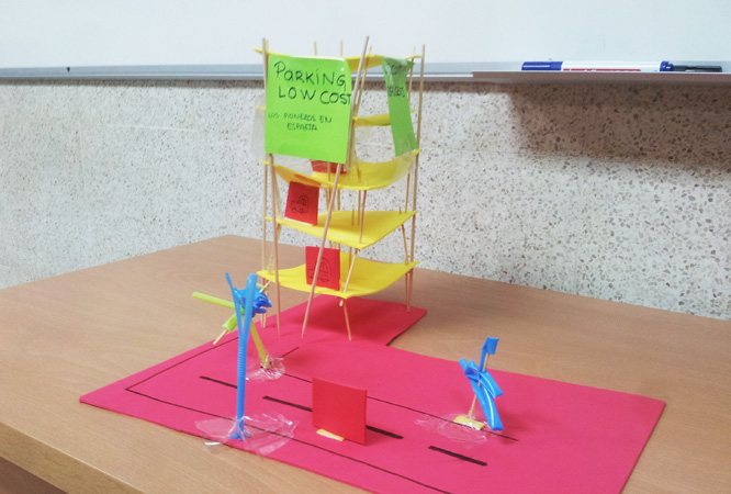 Taller de Design Thinking en Universidad de Nebrija