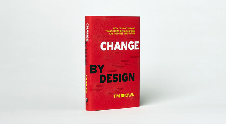 libro change by design