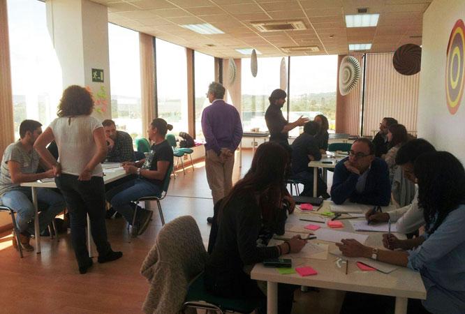 Taller de Design Thinking sector agroalimentario