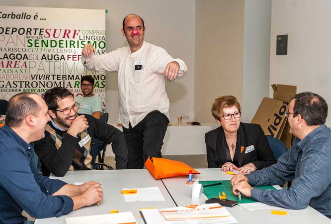 Design Thinking para el emprendimiento y la innovación