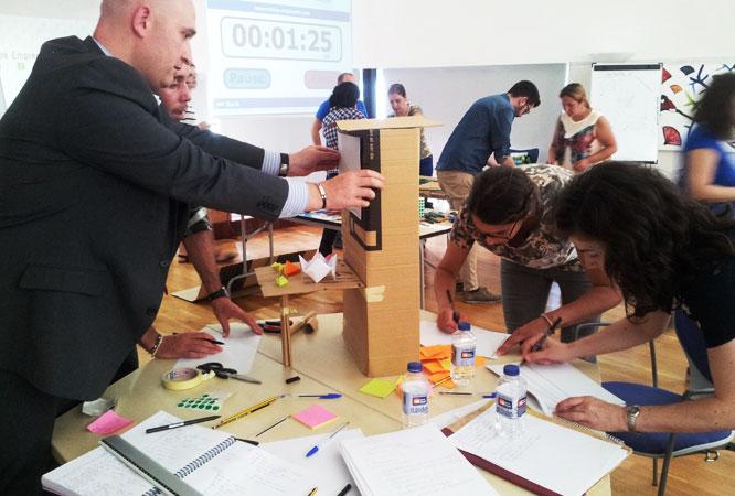 Design Thinking para la innovación en Asociación de Empresarios