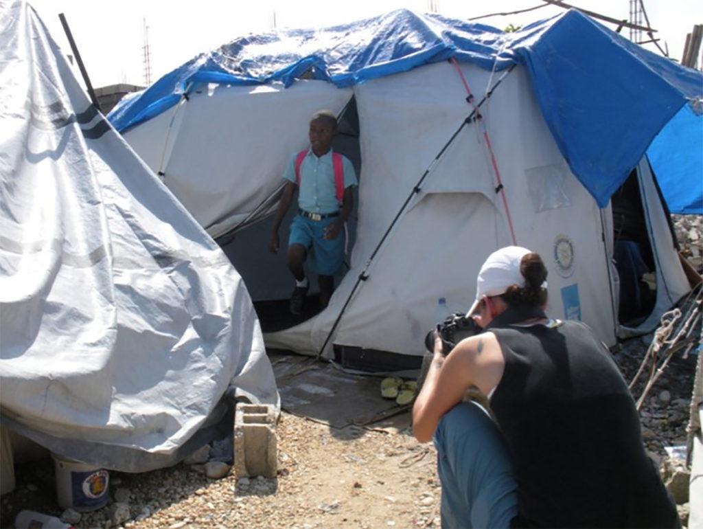 haiti storytelling