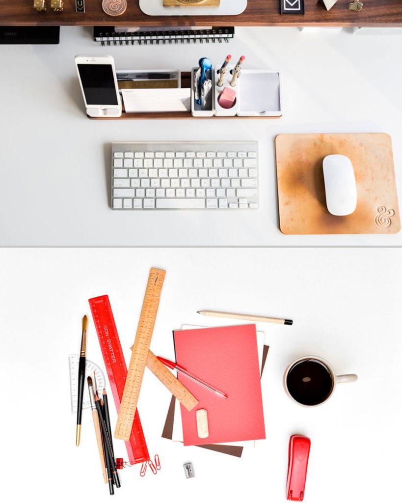 escritorios orden