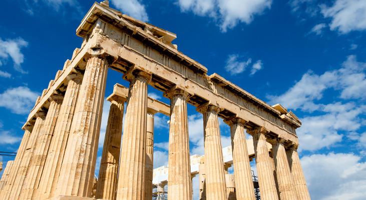 templo grecia discurso sofista