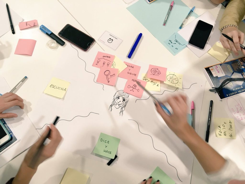 design sprint y design thinking