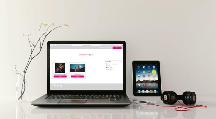 plataforma online design thinking